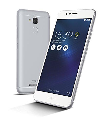Asus ZenFone 3 Max Smartphone, Memoria Interna da 32 GB, Dual-SIM,...