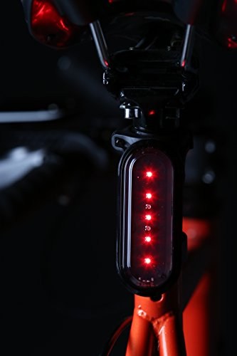 Garmin Varia Smart Bike Lights Bundle, Headlight and Tail Light
