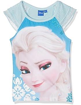 La Reine des Neiges Frozen Anna Elsa Olaf, T-Shirt Bambina