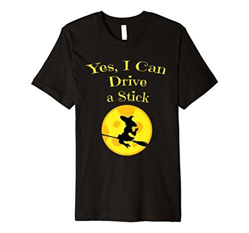 Ja, ich Can Drive A Stick Halloween T-Shirt