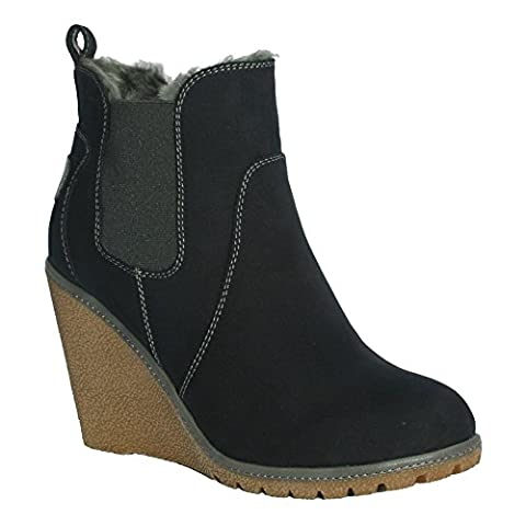 Pixie Izzy, Ladies Boots (6, Black)