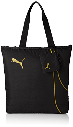 Puma Fundamentals Shopper Shopper Bag Nero