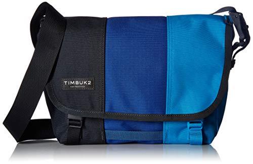 Timbuk2Classic Tres Colores Messenger Bag, Unisex, Lagoon - Classic Messenger Bag
