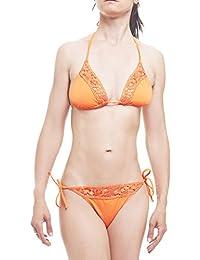 Golden Lady - Conjunto - para Mujer Naranja Arancione X-Small