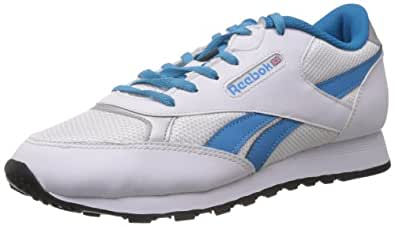 Reebok Classics Women's Innova III Lp White and Navy Blue Mesh Running Shoes  - 5 UK