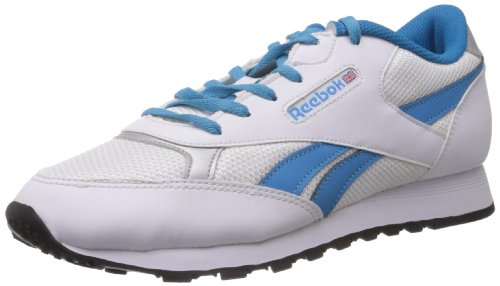 Reebok Women's Innova III Lp White and Navy Blue Mesh Running Shoes  - 4 UK  available at amazon for Rs.1400