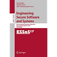 Engineering Secure Software and Systems: 9th International Symposium, ESSoS 2017, Bonn, Germany, July 3-5, 2017, Proceedings