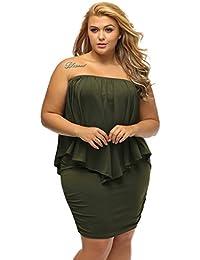 Miss Chica s - Vestito - Monospalla - Senza Maniche - Donna 5456b44f49b