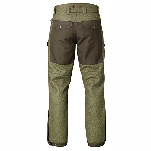 FjallRaven Pantalon d'hiver Forest Numbers Trousers Dark Olive