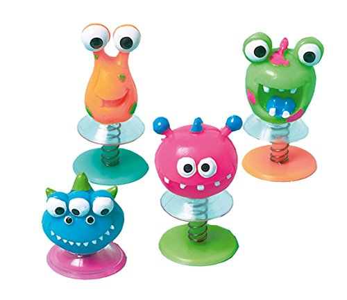 Art Pop Kinder Kostüm - Amscan INT390620 Figuren Pop Ups, 12er Pack