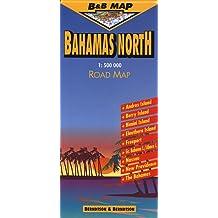 BAHAMAS NORD - 1/500.000