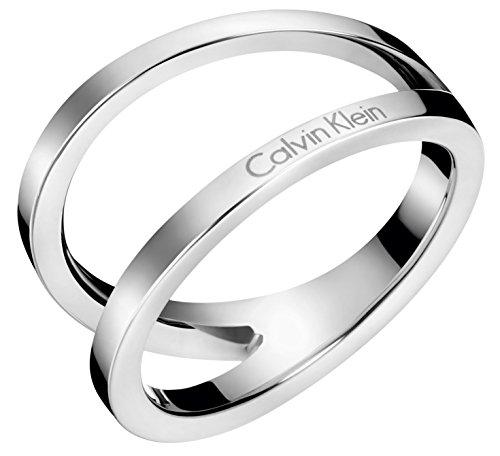 Calvin Klein -Ringe Edelstahl Ringgröße 54 KJ6VMR000107
