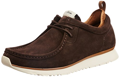 Clarks Men's Leather Golf Shoes