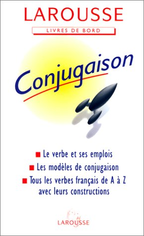 Conjugaison (Livres de Bord)