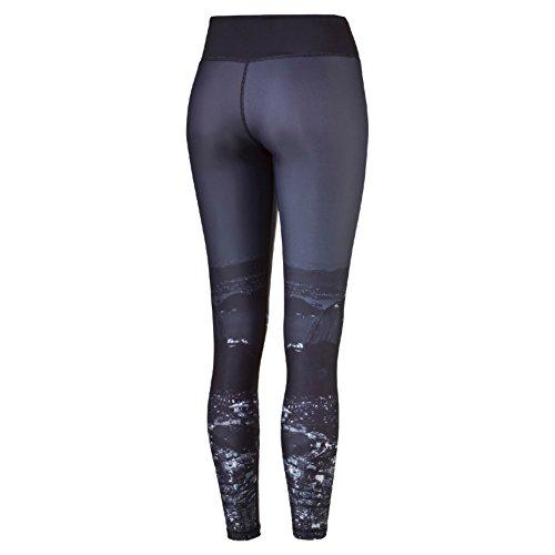 PUMA Damen Hose Shatter Tights, black-Rio - 2