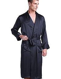 1e8c7dc175 Amazon.it: vestaglia uomo seta - Uomo: Abbigliamento