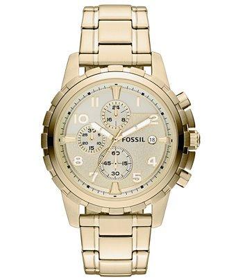 Fossil Herren-Uhr FS4867