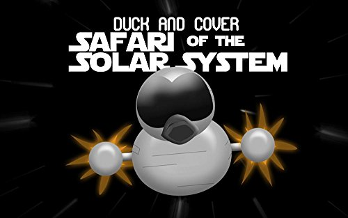 duck-and-covers-safari-of-the-solar-system-english-edition