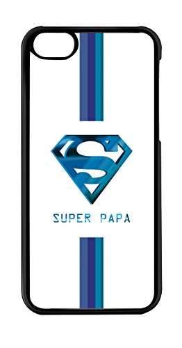 coque-de-protection-pour-iphone-5c-super-papa-super-man-fete-des-pere-ref-787
