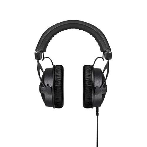 beyerdynamic EDT 770 S Ohrpolstersatz Softskin in schwarz für DT 770 M - 2