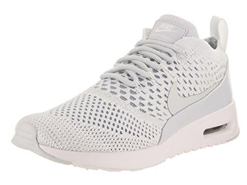 Nike Wmns Air Max Thea Ultra FK Hellgrau (Pure Platinum/White/Wolf Grey)