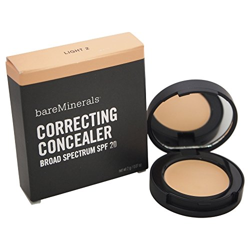 Correcting Concealer SPF20 by bareMinerals Light 2 (Light Complexions With Neutral And Warm Skin Tones) 2g