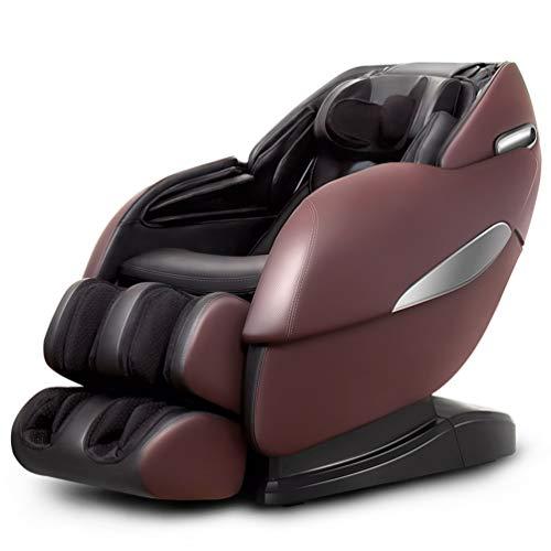 RUIXFMC Innovativ Massagesessel Elektrisch - 8d Elektrischer Massagestuhl - Professioneller Relax Shiatsu Sessel Automatischer Massagestuhl Für Haushalt Und Gewerbe Geschenk