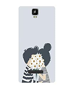 Techno Gadgets back Cover for Micromax Canvas Spark 3