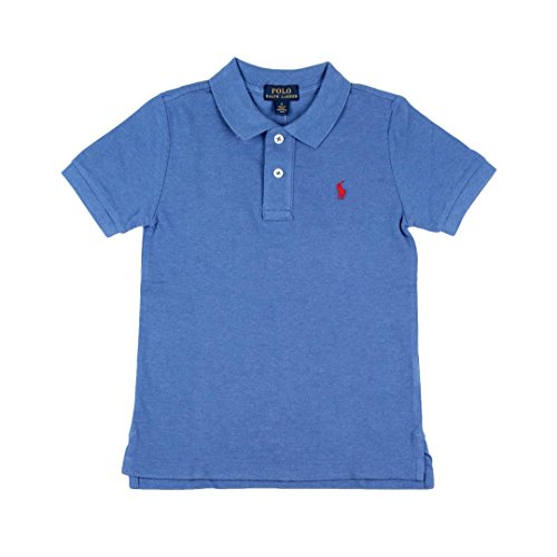 Polo Ralph Lauren Kinder (Ralph Lauren Childrenswear Polo in Pique di Cotone Bambino Kids Boy Mod. 322690063 06)