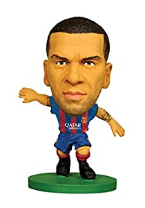 IMPS - Figura Estrellas del fútbol F.C. Barcelona - Dani Alves