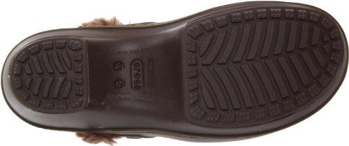 Crocs Crocs Cobbler Eva Lined Clog W, Sabots femme Marron (Espresso/Walnut)
