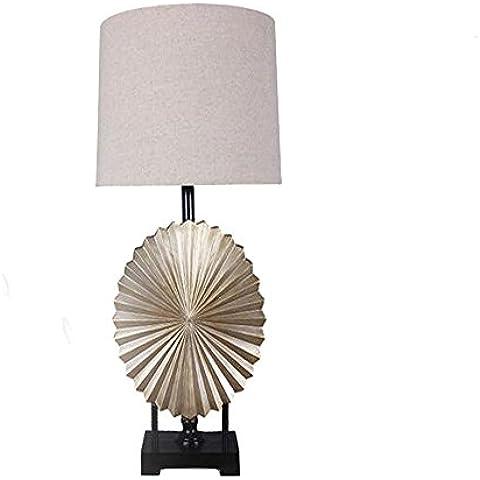 Lámpara de mesa de mesa moderna lámpara lámpara de noche dormitorio sala de estar