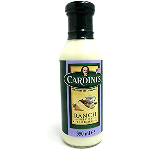 Cardini's - Salad Dressings - Ranch with Parmesan - 350ml