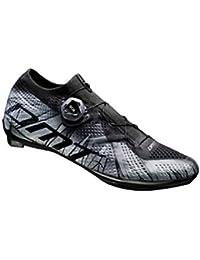 DMT KR2 - Zapatillas de ciclismo de carretera, color negro