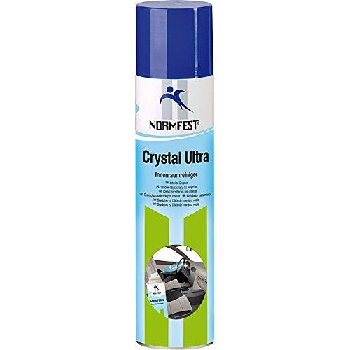 Normfest Crystal Ultra Innenraumreiniger 400 ml Spray (3 Dosen)