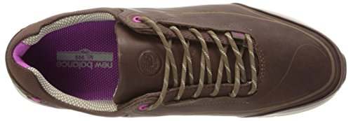New Balance WW999 Larga Pelle Scarpa de Passeggio Brown
