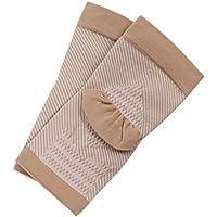 Fenteer Weiche Heelsocken atmungsaktive Fersensocken aus Nylon und Polyesterfasern für Gebrochene Rissige Füße... preisvergleich bei billige-tabletten.eu