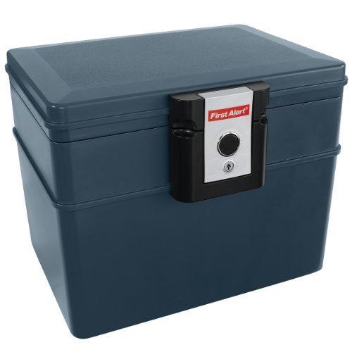 first-alert-2037-caja-de-seguridad-para-documentos-resistente-al-fuego-durante-30-min-y-al-agua-175-