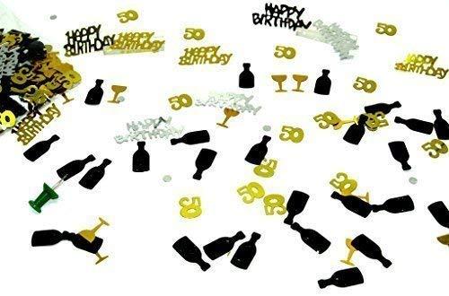 GSPARTY zum 50, Champagner/Sekt Happy Birthday Mix