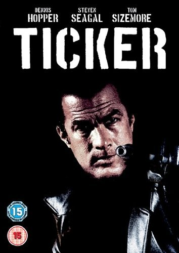 Ticker [2001] [DVD] by Tom Sizemore