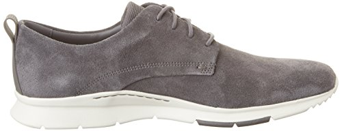 Clarks Herren Tynamo Walk Sneaker Grau (Dark Grey Sde)