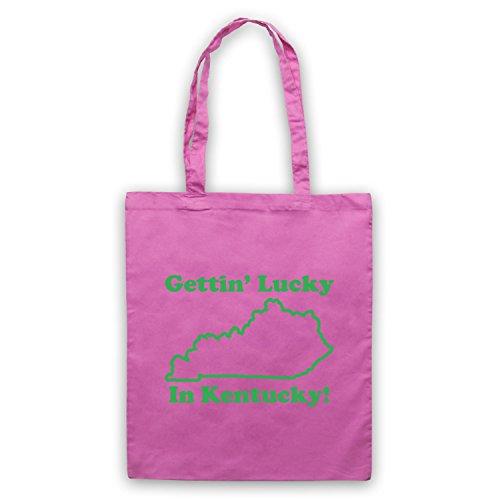 Ispirato Alla Scuola Di Rock Che Si Guadagna Fortunato In Kentucky Non Ufficiale Con Le Borse Del Mantello Rosa