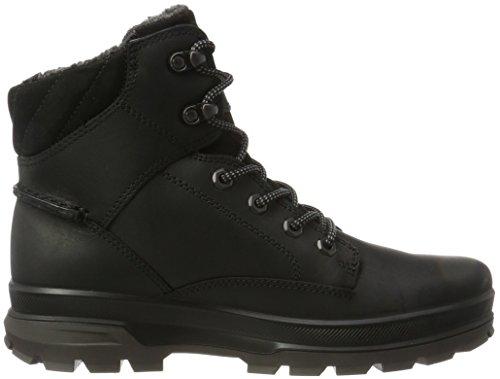 Ecco Rugged Track, Chaussures Multisport Outdoor Homme Noir (Black/black)