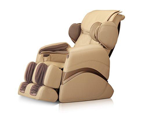 Trade-Line-Partner MASSAGESESSEL Deluxe für Ihr Wohlbefinden - Beige - medizinischer Fernsehsessel und Massagestuhl die Luxus Ausführung für Absolute Entspannung.