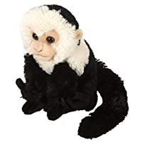 Wild Republic 12274 Capuchin Plush, Cuddlekins Cuddly Soft Toys, Kids Gifts, 20 cm, Multi
