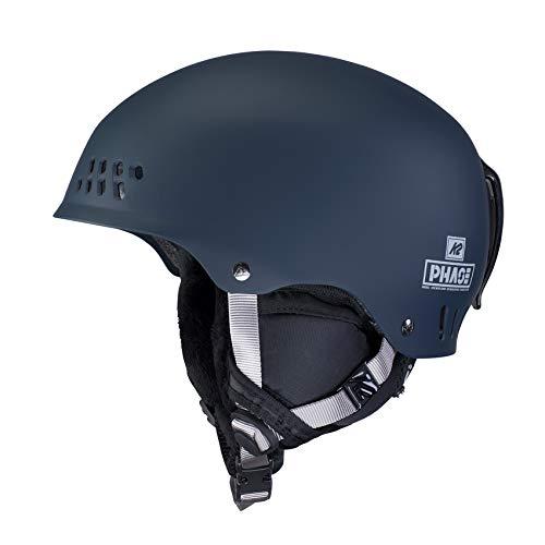 K2 Skis Herren Phase PRO Größe: L/XL-10D4013.4.4 Skihelm/Snowboardhelm, slate blue, L/XL