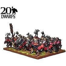 Kings of War: Dwarf Shield Breakers Regime (20) by Kings of War