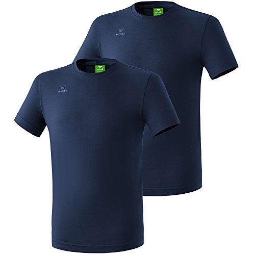 erima Herren T-Shirt Teamsport navyblau-navyblau