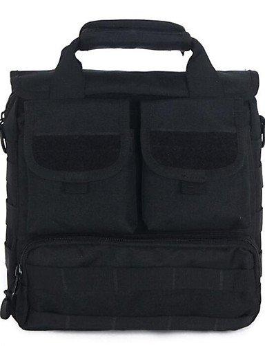 HWB/ 10 L Gurttaschen & Messenger Bags Camping & Wandern Draußen Wasserdicht Grau / Schwarz / Braun / Tarnfarben Nylon digital jungle