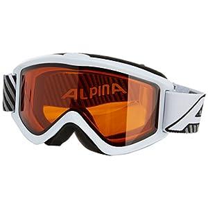 Alpina Unisex – Erwachsene Skibrille Smash 2.0 DH